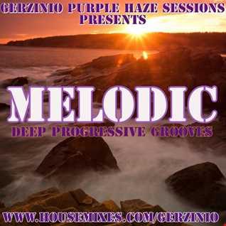 Purple Haze Sessions presents MELODIC VOL 1 Deep Progressive Grooves