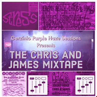 Gerzinio Purple Haze Sessions Presents The Chris & James Mixtape