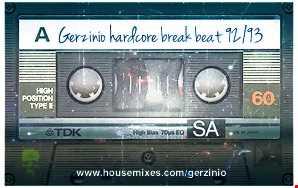 Oldskool Hardcore Breakbeat 1992/3 Mixtape