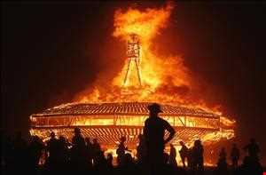 Campo Alegre Sunset Rituals!!! Live @ Burningman 2013