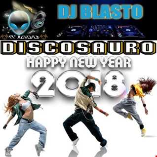 DiscoSauro Happy New Year