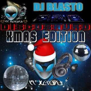 DiscoSauro Xmas Edition
