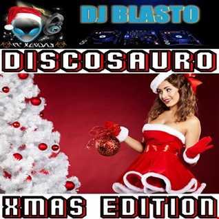Discosauro XMAS 2018