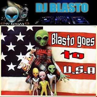 Blasto Goes To USA