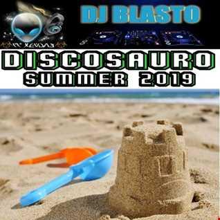 DISCOSAURO SUMMER 2019