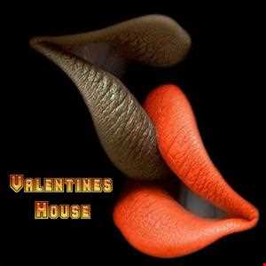 *** VALENTINES DAY *** WOMAN LOVES MUSIC *** MUSIC LOVES HOUSE *** !!!  VALENTINES HOUSE 2013 !!!
