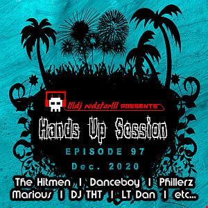 !!!dj redstar!!! - Hands Up Session EP. 97 (Dec. 2020)