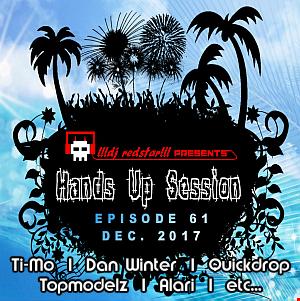 !!!dj redstar!!! - Hands Up Session EP. 61 (Dec. 2017)
