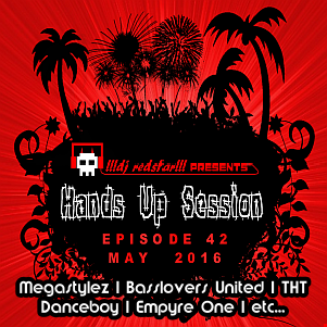 !!!dj redstar!!! - Hands Up Session EP. 42 (May 2016)