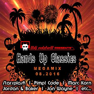 !!!dj redstar!!! - Hands Up Classics Megamix 08.2016