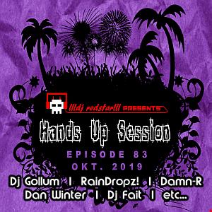 !!!dj redstar!!! - Hands Up Session EP. 83 (Oct. 2019)