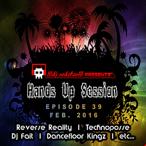 !!!dj redstar!!! - Hands Up Session EP. 39 (Feb. 2016)