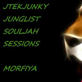 JTEKJUNKY JUNGLIST SOULJAH SESSION MORE FIRE 23-01-2016