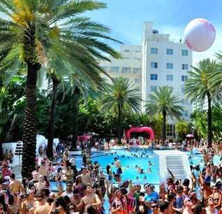 LIVE@HYDE BEAC Hotel South Beach, 1701 Collins Avenue, Miami Beach