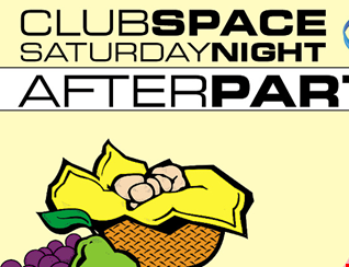 AFTER PARTY@ SPACE