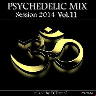 Psychedelic Mix Session 2014 Vol.11