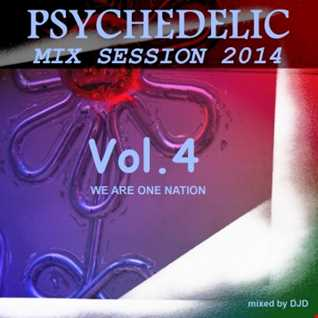 Psychedelic Mix Session 2014 Vol.4
