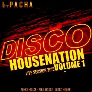 DISCO HOUSENATION Volume 1