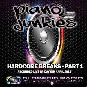 Piano Junkies LIVE on Globegig radio - 5/4/13 - Part 1