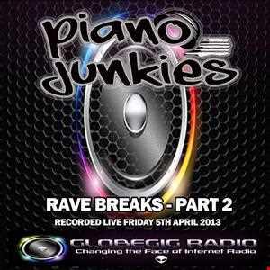 Piano Junkies LIVE on Globegig radio - 5/4/13 - Part 2