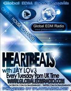 HeartBeats EPISODE 005 - Global EDM Radio