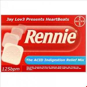 Global EDM Radio Show - HeartBeats - Special edition - Acid Indigestion Relief Mix