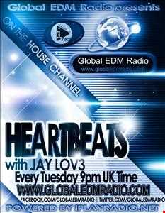HearBeats Episode 006 Global EDM Radio Show