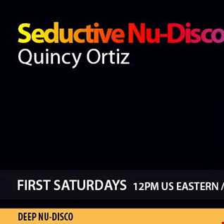 Seductive Nu Disco Beat vol. 22 @ DI.FM ( Deep Nu Disco Channel) by DJ Quincy Ortiz .mp3