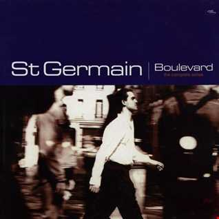 St Germain   Boulevard (Original 1995 Release) reviewed by a'De (in Romanian)