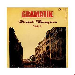 Gramatik   Street Bangerz Volume 1 (2008) [Cold Busted] reviewed by a'De (in Romanian)