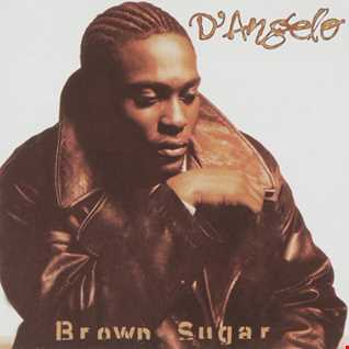 D'Angelo   Brown Sugar (1995) [EMI] reviewed by a'De (in Romanian)