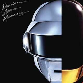 Daft Punk Random Access Memories (2013) [Columbia] reviewed by a'De (in Romanian)