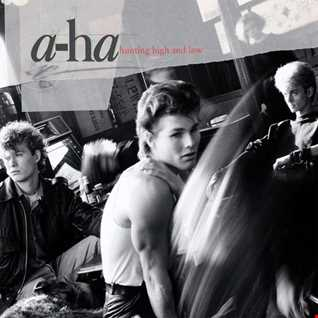 A ha   Hunting High And Low (1985) [Warner Bros Records] reviewed by a'De (in Romanian)