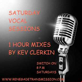 Saturday Vocal Sessions 033
