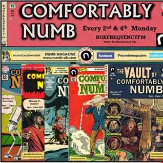 The Comfortably Numb Show on BoxfrequencyFM 27th February 2017