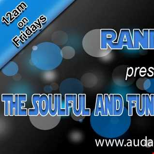 The Soulful and Funky House Experience from January 2, 2015 on Audacity FM (Originally done on May 15, 2011)