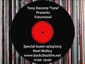 Noel McKoy Album Launch & Donny Hathaway Tribute Interview 140413