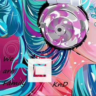knd @ We are Family 08.02.2014 (Club Charlotte MS)