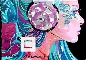 Smokie b  @ We are Family 08.02.2014 (Club Charlotte MS)