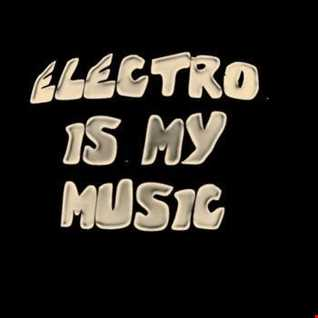 Electro Mix in the dark night
