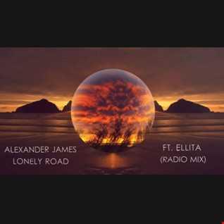 Alexander James ft. Ellita - Lonely Road (Radio Mix)