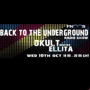 Ellita @Back To The Underground Show