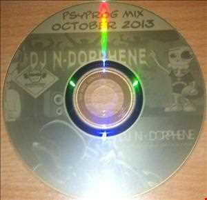 DJ N DORPHENE    PSYPROG Mix October 2013