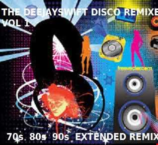 80s & 90s Disco remixes Vol 1