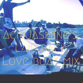 AcidJasmine's Laid Back Love Boat on Sydney Harbour Mix
