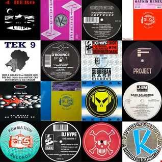 1992   1993 Mix 1