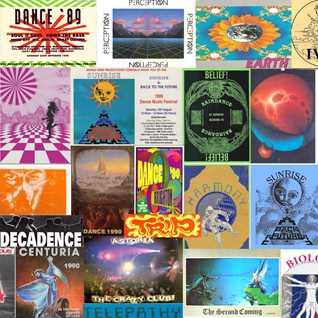Oldskool 1989  1990 Mix 4