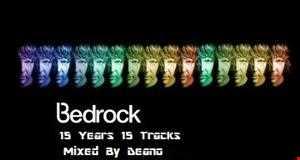 Bedrock,  15 Years   15 Tracks
