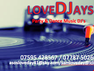 NEW YEARS EVE WITH THE LOVEDJAYS 2016