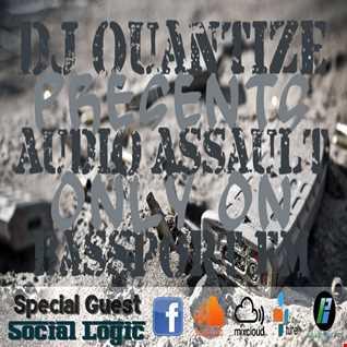 75# Bassport FM   Aug 15th 2015 (Special Guest Social Logic)